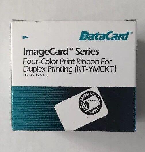 Color Ribbon KIT 535000-006 YMCKT-KT