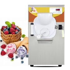 Kolice Commercial Countertop Gelato Hard Ice Cream Machine Batch Freezer