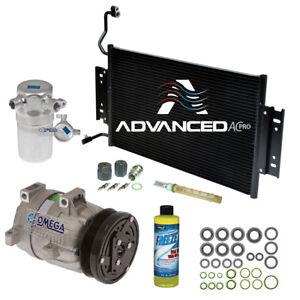 New-A-C-AC-Compressor-Kit-Fits-2000-2001-Oldsmobile-Alero-L4-2-4L