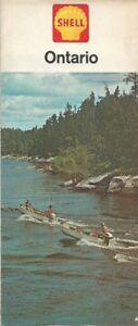 Map Of Kenora Canada.Details About 1963 Shell Oil Ball Lake Kenora Road Map Ontario Canada Kitchener Peterborough