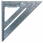 Swanson Tool S0101 7 Inch Speed Square Layout With Blue Book