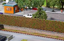 Faller 180421 Noise Barrier Wall; 370 x 3 x 42 mm; NIP