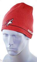 Reebok Nhl Reversible Waffle Knit Hockey Hat/beanie/toque - Phoenix Coyotes