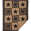 BLACK-CHECK-STAR-QUILT-SET-amp-ACCESSORIES-CHOOSE-SIZE-amp-ACCESSORIES-VHC-BRANDS thumbnail 40