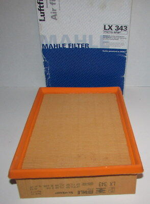 MAHLE Original LX 343 Air Filter