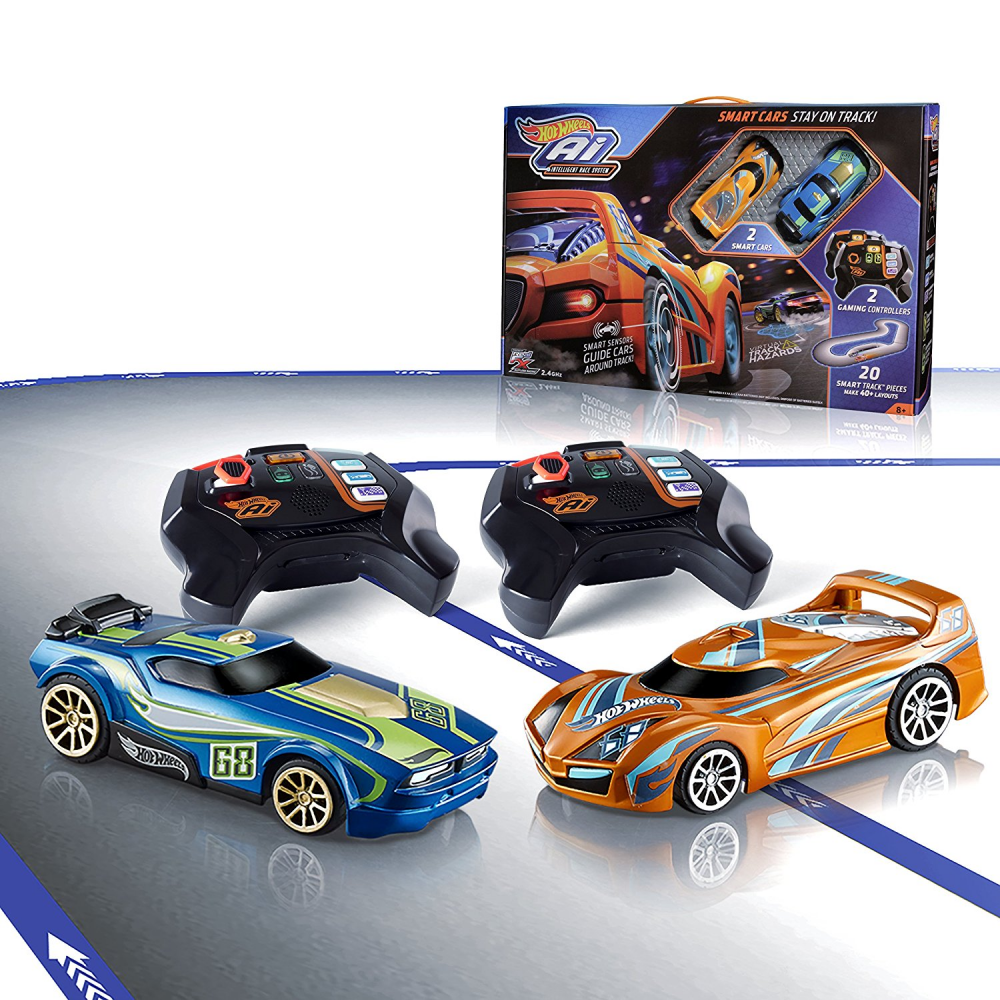 Mattel Hot Wheels FBL83 FBL83 FBL83 - Ai Intelligent Race System mit 2 Spielzeugautos 6545ce