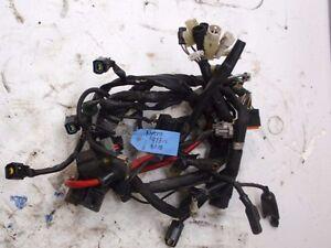 yamaha excel iii 340 snowmobile engine main wiring harness enticer ii | ebay  ebay