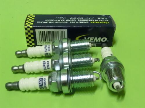 4 unidades bujías bujía de gas y motores de gasolina 1 electrodos masa 10