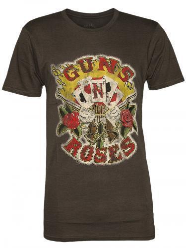 ELEVEN PARIS Herren Top Gio T-Shirt Boom Guns Rosas bap Goi puta madre SCHWARZ    | Clearance Sale  | Kaufen Sie online  | Bevorzugtes Material