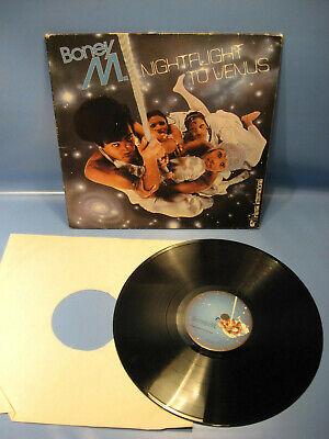 Lp 2 Vinyl Schallplatte Boney M Nightflight To Venus 70