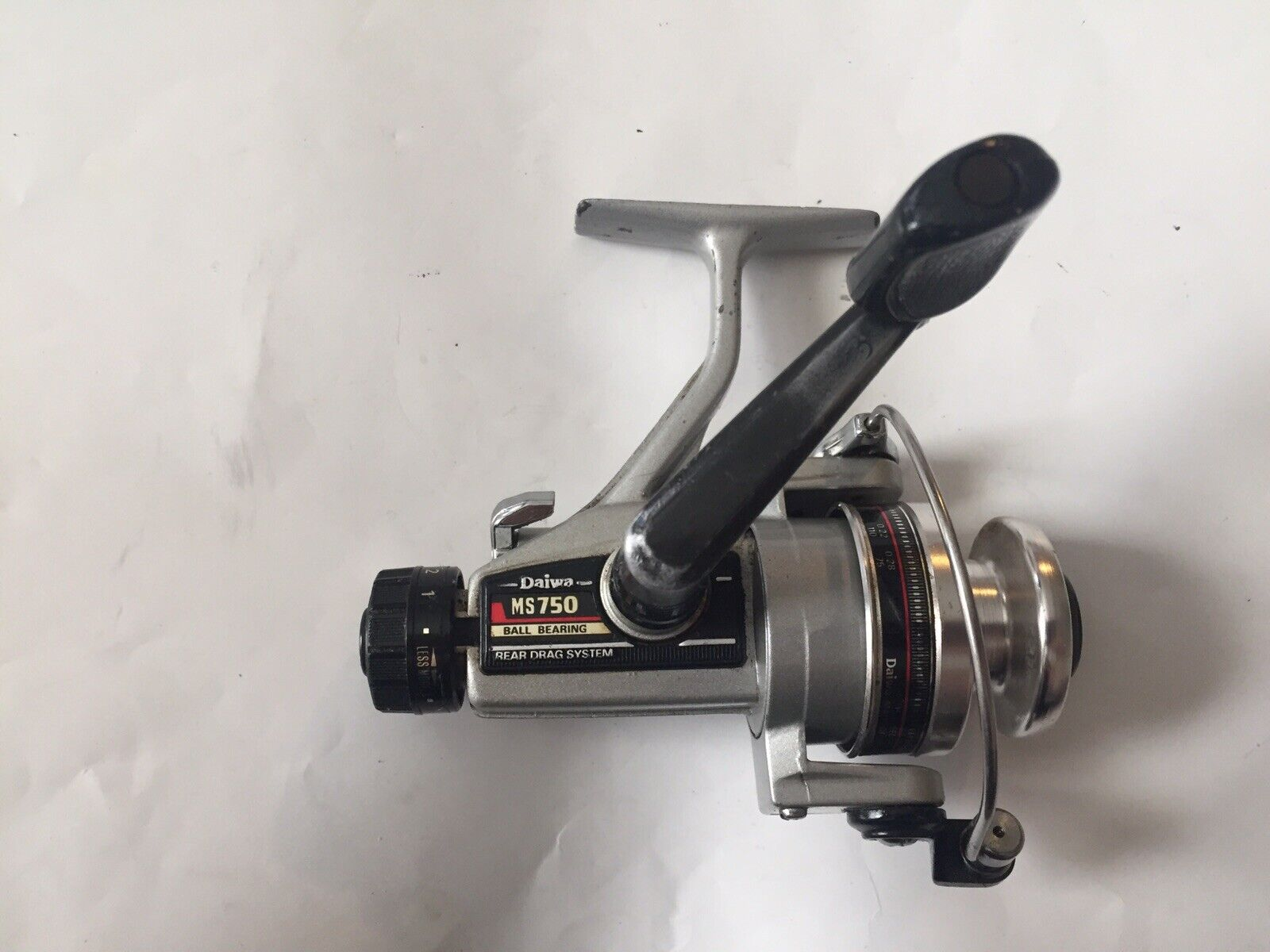 VINTAGE  DAIWA MS750 FISHING REEL.  up to 60% discount