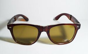 NEW-IMPORTED-FOLDABLE-SUNNIES-SHADES-BROWN