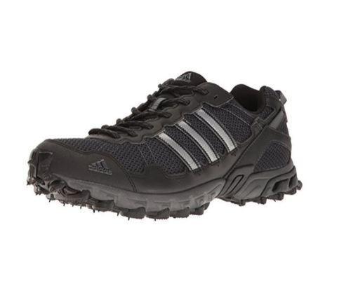 Nuovo di zecca!adidas uomini rockadia corsa tracce di scarpe da corsa rockadia numero 9,5 Uomo by1791 nero 48d8cd
