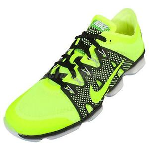 4b2418cb7fd5 Nike Air Zoom Fit Agility 2 Volt Womens Cross Training Shoes 806472 ...