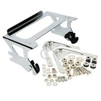 Tour Pak Pack Luggage Rack & Docking Hardware Kits For Harley Touring 1997-2008