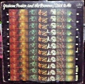GRAHAM PARKER AND THE RUMOUR Stick To Me Album Released 1977 Vinyl/Record  USA