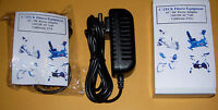 NEW AC Adapter For Schwinn 131 202 420 450 460 &  418 Elliptical Power Supply
