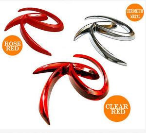 Kspeed-3D-Tuning-R-Logo-Emblem-Chrome-For-2011-Kia-Sportage-R