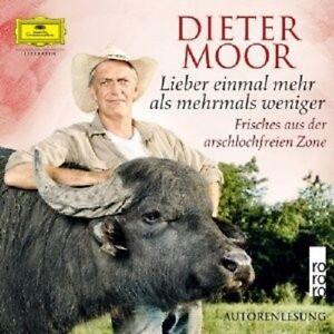 DIETER-MOOR-LIEBER-EINMAL-MEHR-ALS-MEHRMALS-WENIGER-4-CD-HORBUCH-NEU