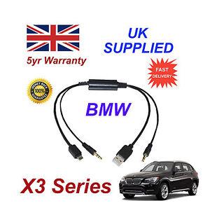 BMW-X3-Series-Audio-Cable-para-Samsung-Galaxy-HTC-BlackBerry-LG-Nokia