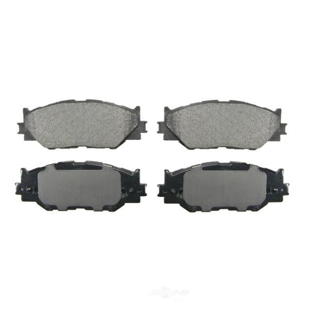 Wagner ZX1178 Frt Semi Met Brake Pads