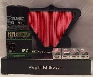 HiFlo Air Filter For Kawasaki ZX-10R Ninja 2011-2015
