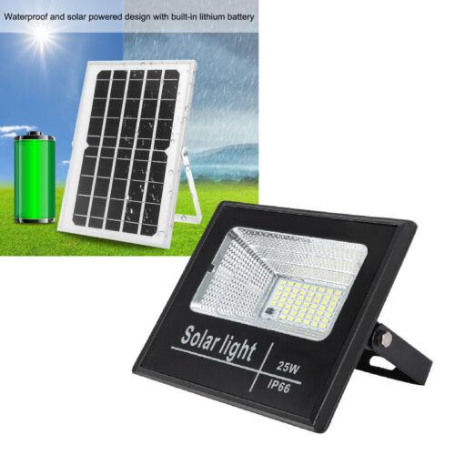 LED Flutlicht Scheinwerfe Solar Strahler Solarbetriebener Fernbedienung KOKO