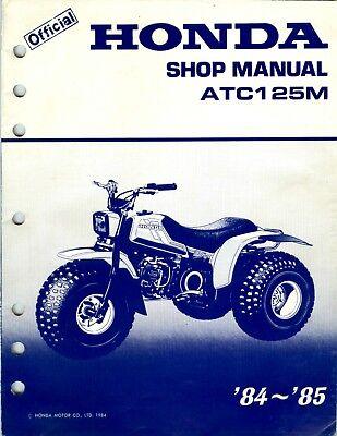 Honda ATC 125M ATC125M 1984 1985 1986 1987 Choke Cable