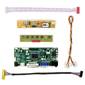 QD15XL06 For Board HDMI VGA DVI  LCD LED Screen Controller Driver Board