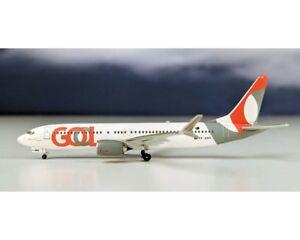 Aeroclassics-ACPRXMA-Gol-Brazil-Boeing-737-Max8-PR-XMA-Diecast-1-400-Jet-Model