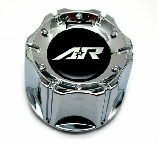 American Racing Chrome Wheel Center Hub Cap 5//6Lug AR926 Patrol KM301 Turbine