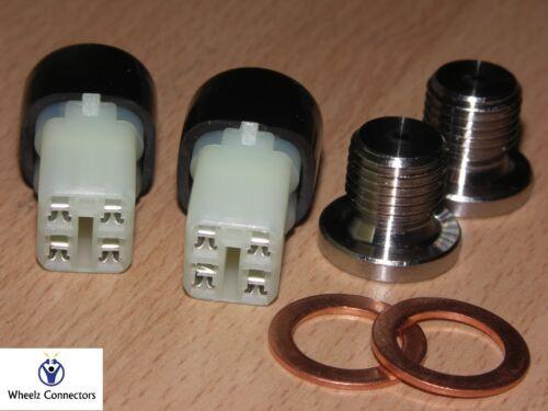 Eliminador de Sensor de oxígeno O2 Kit Completo Para TRIUMPH Bonneville America 865