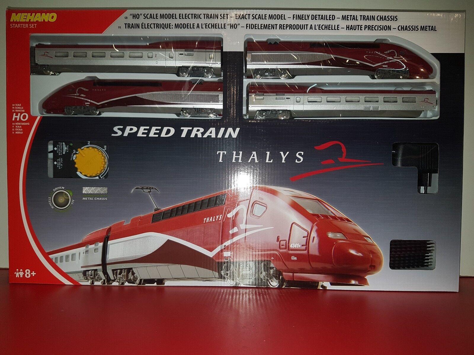 Neuware Mehano Startset TGV Thalys, ab 8 Jahren