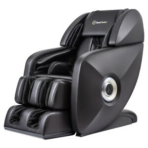 Full-Body-3D-SL-Track-Deep-Zero-Gravity-Music-Real-Relax-Massage-Chair-Black