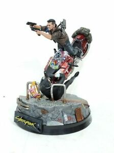 """NEW CyberPunk 2077 Collectors Edition Statue PS4 XBOX ONE PC Figure 10"""" Limited"""