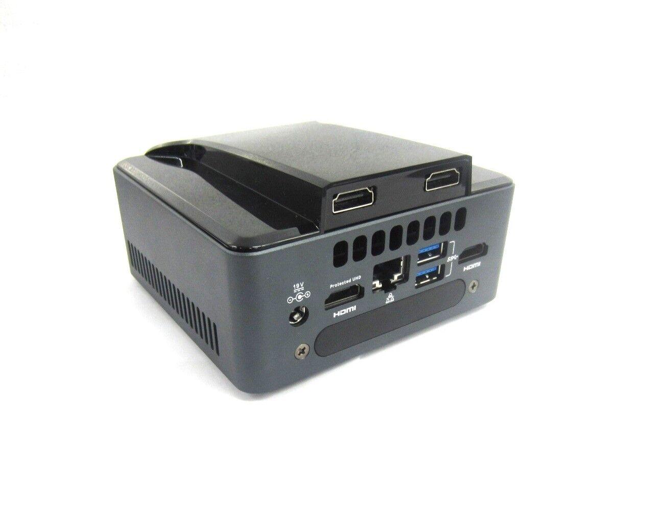 GORITE Intel NUC Single HDMI LID for 7th Generation Units
