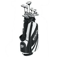 Callaway Mens 2016 Strata Ultimate 18-Piece Complete Golf Set with Bag