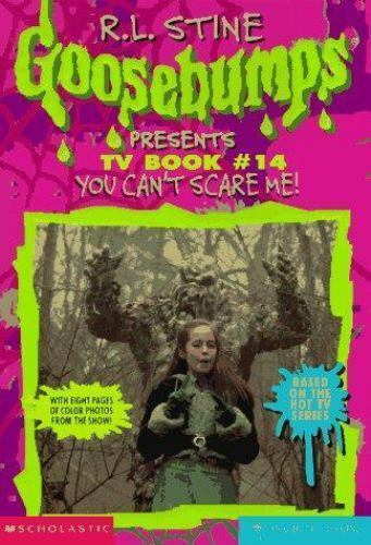 You Can't Scare Me! by Teddy Margulies; Peter Mitchell; R. L. Stine