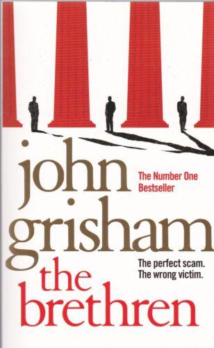 1 of 1 - The Brethren by John Grisham , Book, New, Paperback