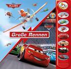 Cars/Planes, Große Rennen (2014, Gebundene Ausgabe)
