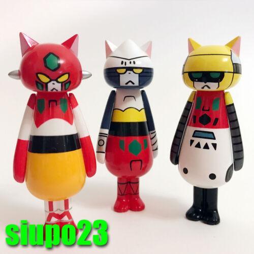 Action Toys Nya Nya Nya~s Go Nagai Mini Figure with Secret Full set 10pcs