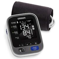 Omron 10 Series Upper Arm Blood Pressure Monitor With Bluetooth 1 Ea (pack Of 8) on sale