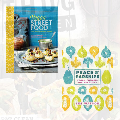Vegan street food peace and parsnips collection 2 books set by vegan street food peace and parsnips collection 2 books set by jackie kearney forumfinder Image collections