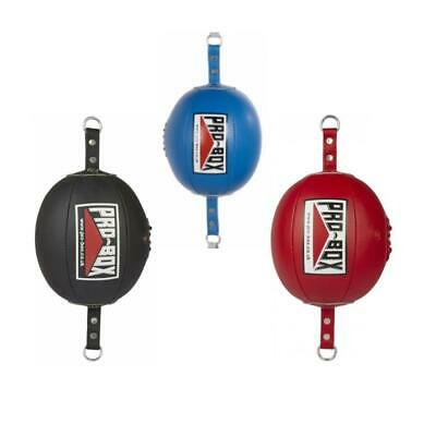 Pro Box Floor to Ceiling Ball Boxing Double End Reaction Ball Bag MMA Striking