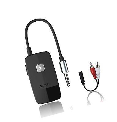 3.5mm //RCA Aux Friencity Bluetooth V4.2 Audio Receiver Car Sound System Hi-Fi