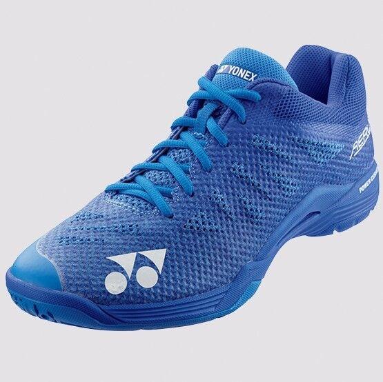 2018-19 Yonex AERUS 3  Herren Badminton Schuhes SHBA3M Blau, Power Cushion/Lightest