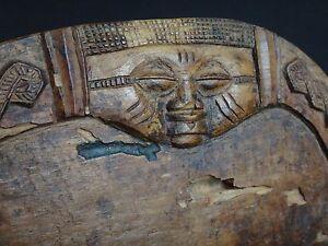 Ancien-plateau-divinatoire-Yorouba-Nigeria-tribal-africain-old-african