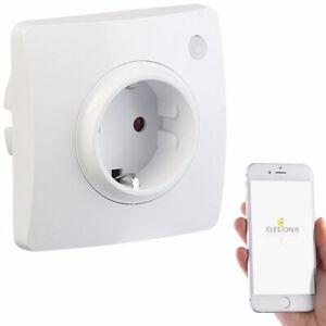Wlan Steckdose Unterputz : wlan unterputz steckdose komp mit amazon alexa google assistant ebay ~ Watch28wear.com Haus und Dekorationen
