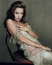 Angelina Jolie Celebrity Actress 8X10 GLOSSY PHOTO PICTURE IMAGE aj71
