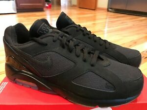 get cheap 9e384 e304f Image is loading Nike-Air-Max-180-Night-Ops-Black-Volt-